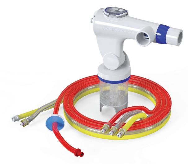 Circuit,Breathing w/tubing,IPV®,Single Patient Image